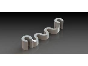 Anycubic Kossel Linear Delta-Dämpfer