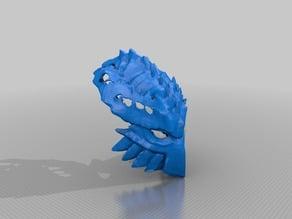 Predator Mask Spike