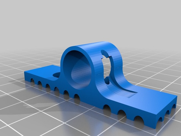 Trinus PolyFlex Guide by bellzbubba - Thingiverse