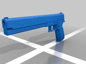 Alucard's Gun