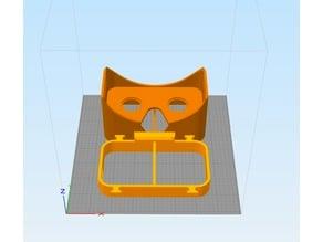 VR Goggles - Google Cardboard Upgrade (Split file)