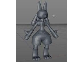 Pokemon Lucario