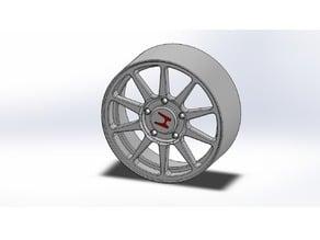 Jante Honda Integra