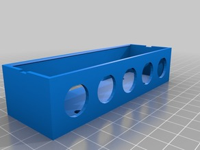CR-10 Cable extension box (16mm connector version)