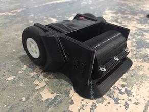 Antweight 150g BattleBot: Drum Spinner - Blackspin