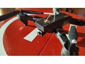 AIO Camera enclosure for VISUO drone
