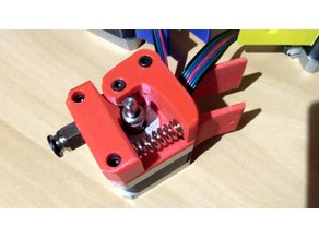 Bowden Extruder for Itopie (20mm frame)