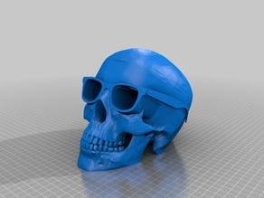 Skull in Raybans