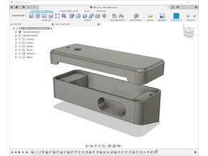 Logitech C170 Camera Holder for Anycubic 4Max Pro