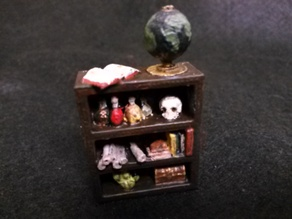 Bookcase for Fantasy Role Playing Games