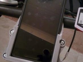 Nexus 5X bike mount