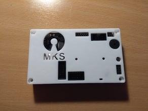 MKS TFT35 V1.0 LCD Case (low profile box 18mm)