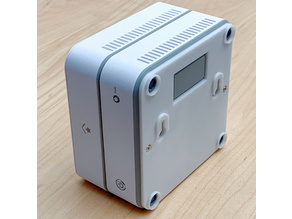 Wall mount for the new Innogy Smarthome Central Unit (2nd Generation)