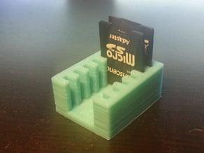 SD Cards Holder