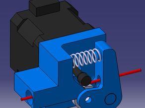 ZIM filament drive