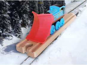 Thomas Ultimate SNOWPLOW (for Brio)