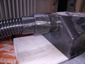 Vacuum adapter - 50mm to 32mm hose