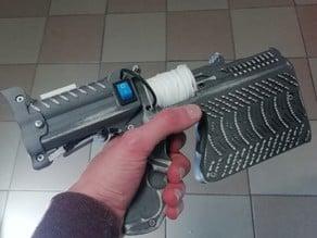 Gauss Gun / Rail Gun / Ectromagnetic Gun