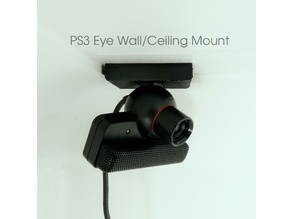 PS3 Eye Wall/Ceiling Mount