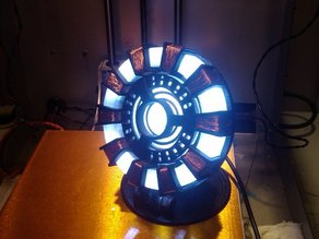 Stand for Tony Stark's arc reactor