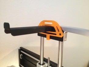 Printrbot Simple Metal Spool Guide for ALU handle