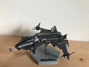 Star Citizen Aegis Gladius Stand/Base