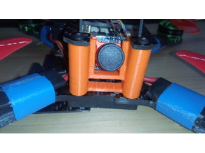 Realacc x210 - X° camera mount
