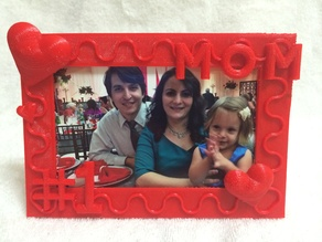 Mother's Day 4X6 Picture Frame