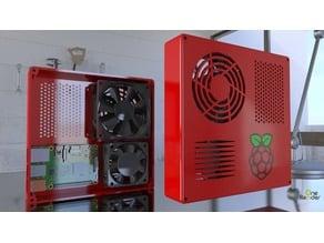 TAZ 5 Raspberry Pi 2 / 3 Main Box Extension