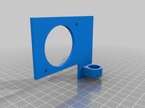Auto bed leveling holder for inductiv sensor V2