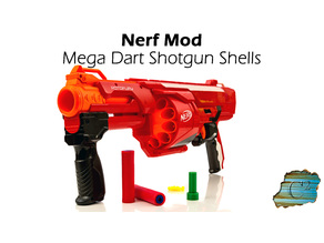 Nerf Mega Shotgun Shells
