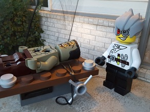 Lego Megafig Parts
