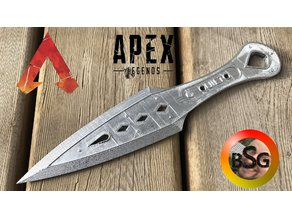 Wraiths Kunai Knife from Apex Legends