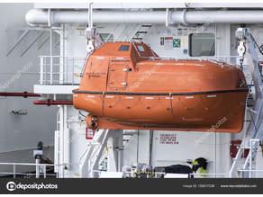 Rescue boat - 1/50ème