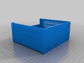 Vu + Zero Decoder Case Extra Fan 12 Cm