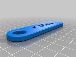 Kolby Key Chain