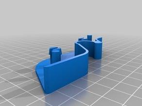 Skoda Fabia MK2 5J Parcel Shelf Clip