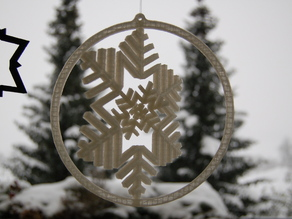 Gyroscopic Snowflake