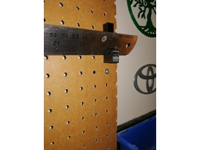Peg Board peg 19 mm