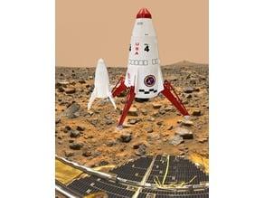 2x Mars Lander