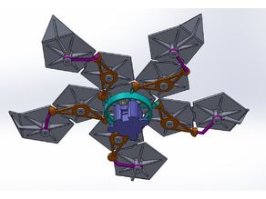 Dodecahedral Gripper
