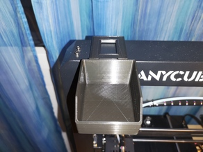 Anycubic i3 Mega trash basket