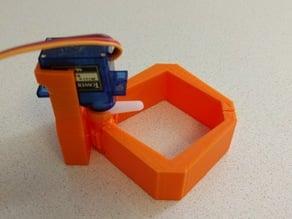Robotic Hand (one piece)
