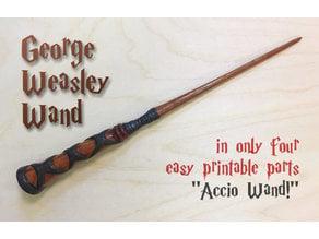 George Weasley wand