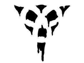 Mythodea - Pestilenz Symbol