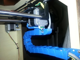 Cable chain for Replicator Dual Xmotor