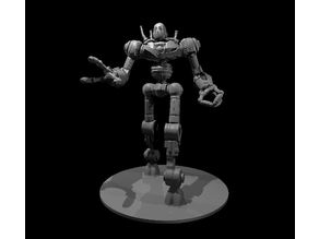 Clockwork Titan