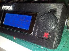 Confortable rotary encoder knob