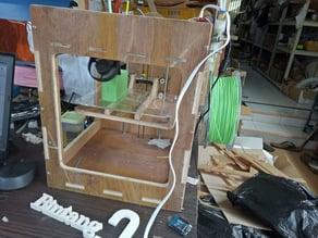 Filament roller