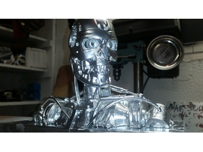 T-800 Bust